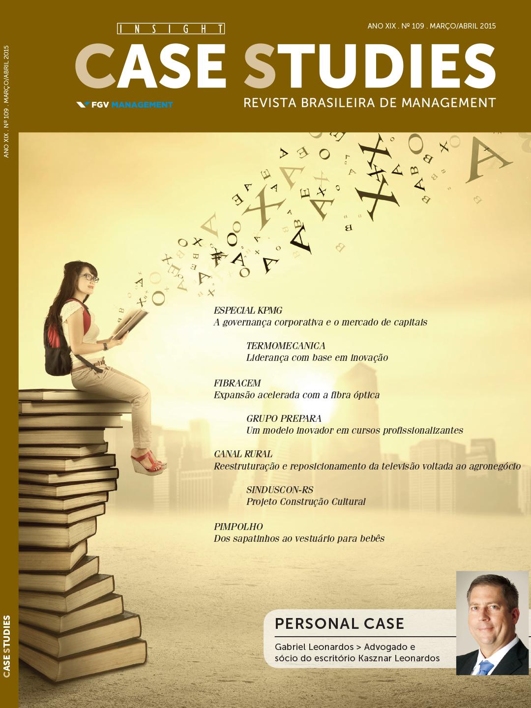 Ano: XVIII – Nº 109 – Março/Abril 2015