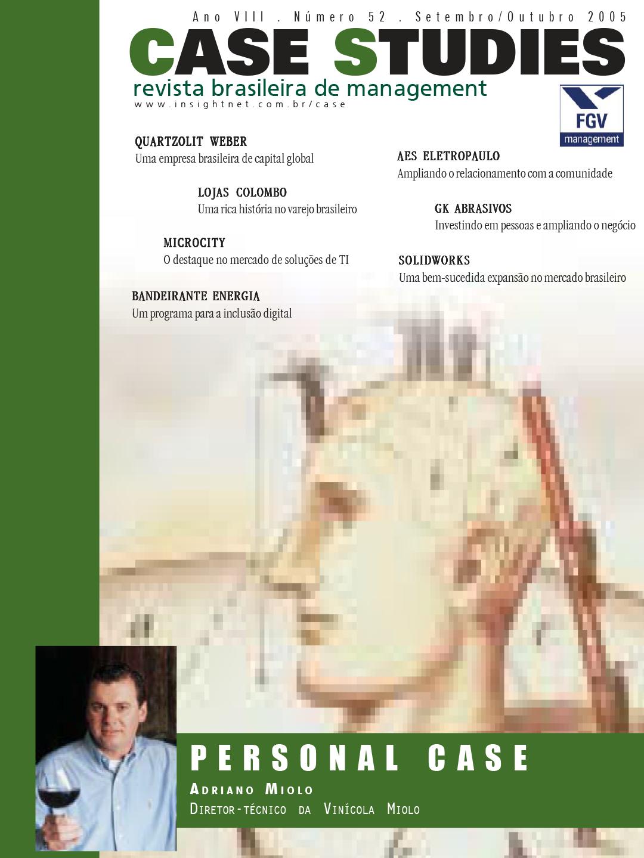 Ano VIII . Nº 52 . Setembro/Outubro 2005