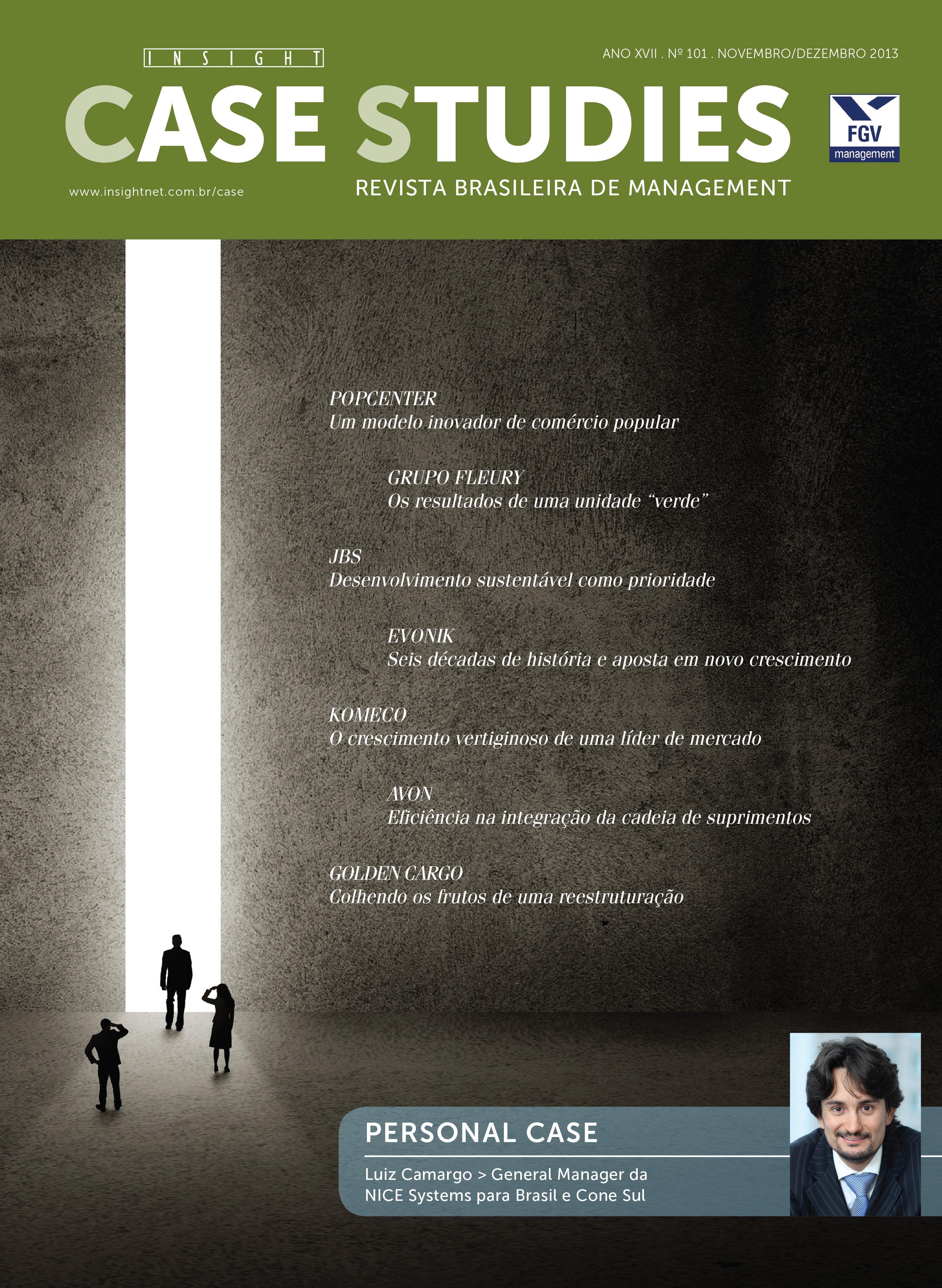 Ano XVI . Nº 101 . Novembro/Dezembro 2013