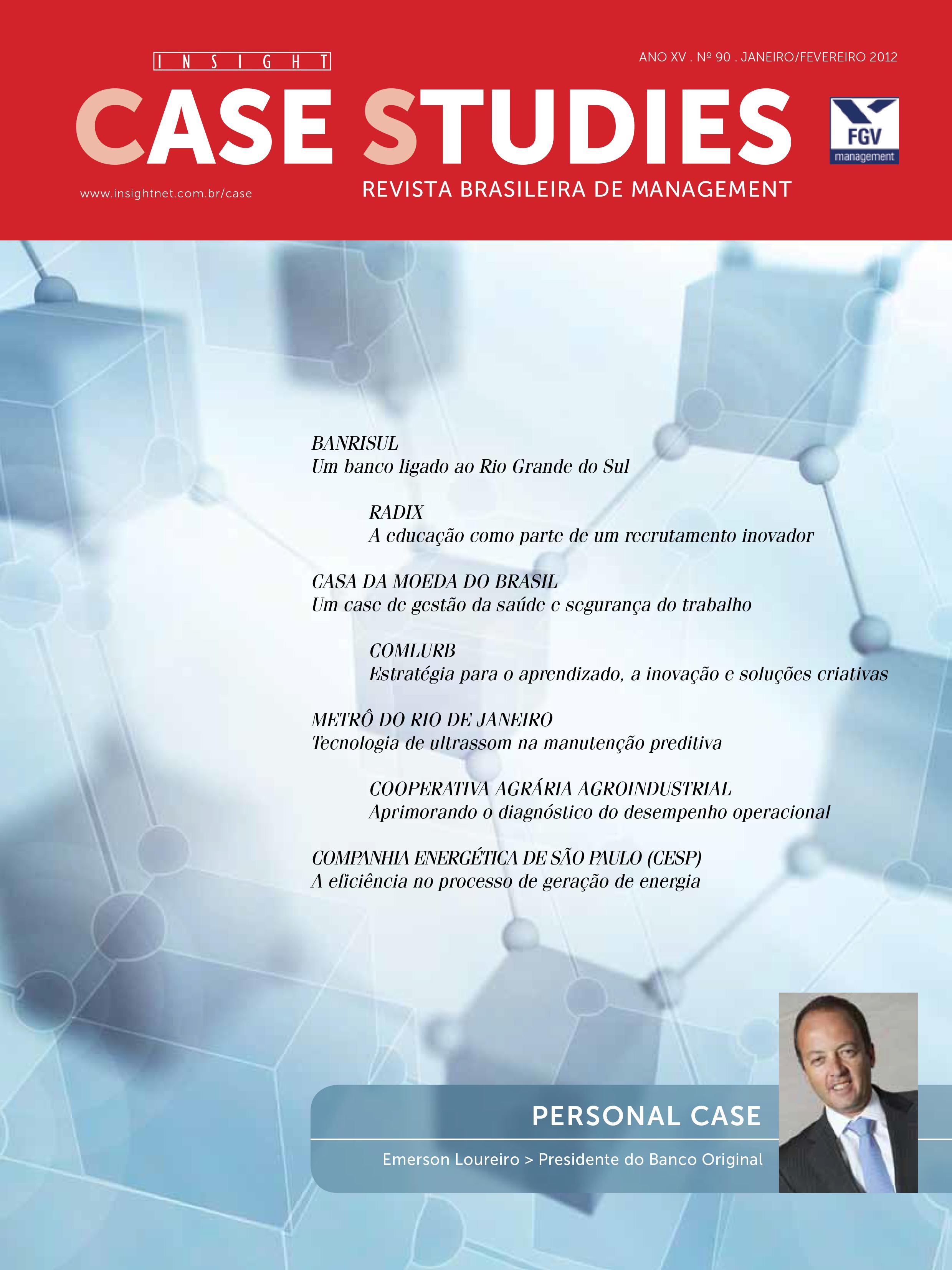Ano XV . Nº 90 . Janeiro/Fevereiro 2012