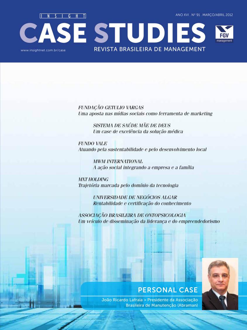 Ano XV . Nº 91 . Março/Abril 2012