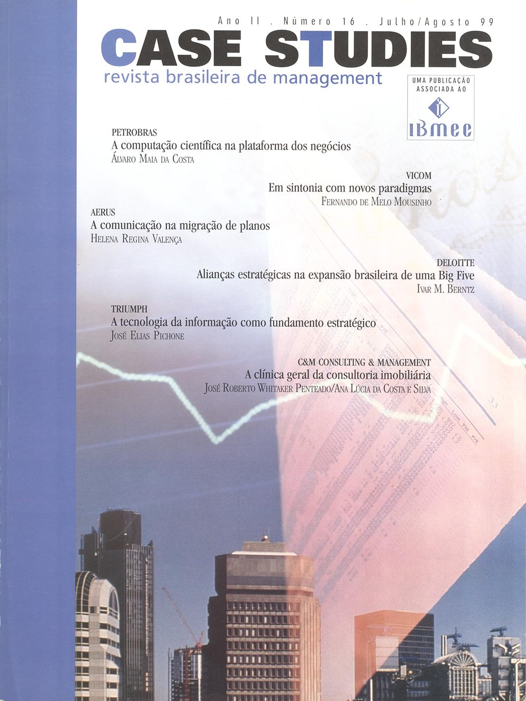 Ano II . Nº 16 . Julho/Agosto 1999