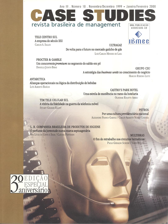 Ano III . Nº 18 . Novembro-1999/Fevereiro-2000