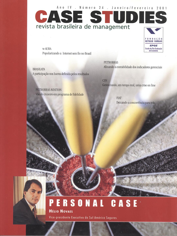 Ano IV . Nº 24 . Janeiro/Fevereiro 2001