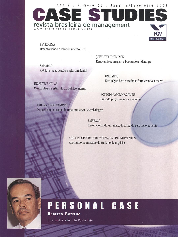 Ano V . Nº 30 . Janeiro/Fevereiro 2002