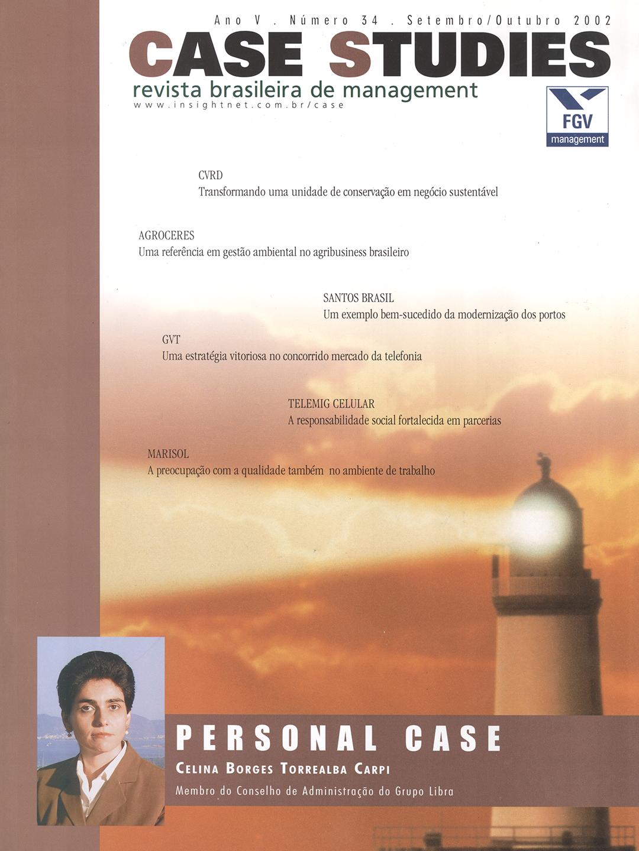 Ano V . Nº 34 . Setembro/Outubro 2002