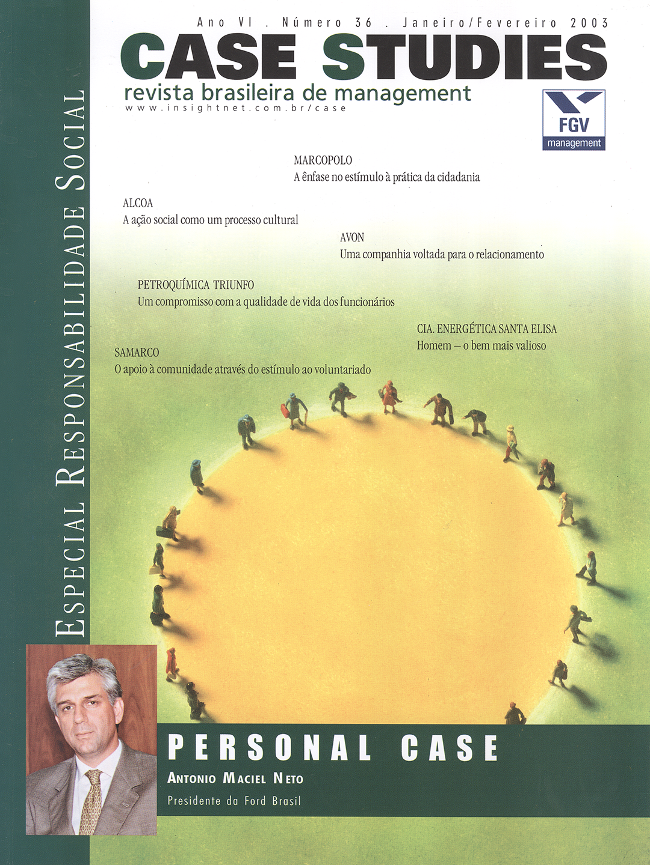 Ano VI . Nº 36 . Janeiro/Fevereiro 2003