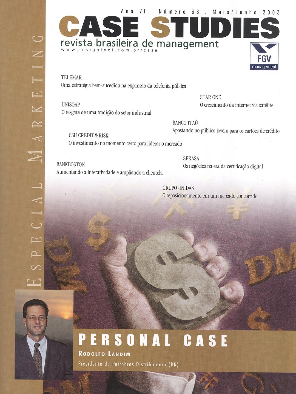 Ano VI . Nº 38 . Maio/Junho 2003