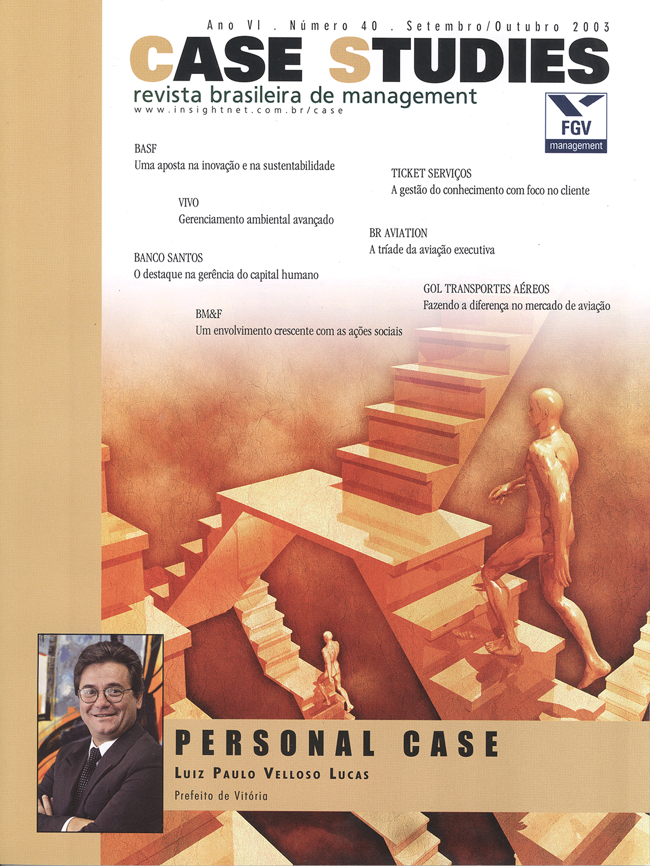 Ano VI . Nº 40 . Setembro/Outubro 2003