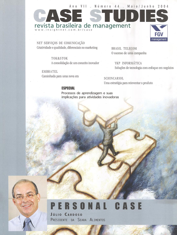 Ano VII . Nº 44 . Maio/Junho 2004