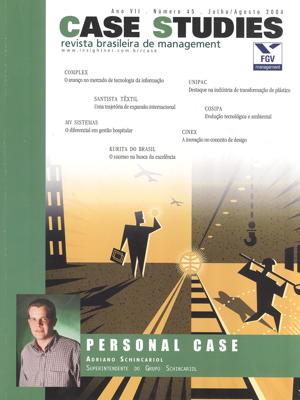 Ano VII . Nº 45 . Julho/Agosto 2004
