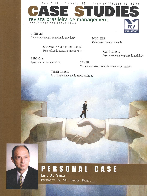 Ano VIII . Nº 48 . Janeiro/Fevereiro 2005