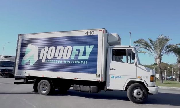 Rodofly: Tecnologia e inovação no transporte de insumos de saúde