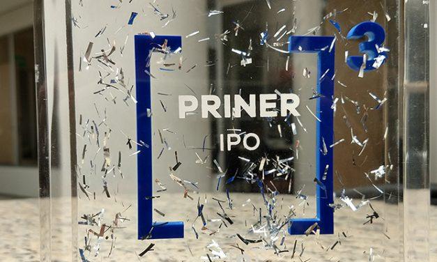 Priner, pioneirismo em mini-IPO que inspira os pequenos investidores