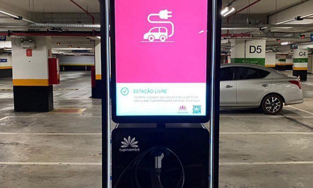 "O ""posto de gasolina"" do futuro: startup cria rede de recarga de carros elétricos"